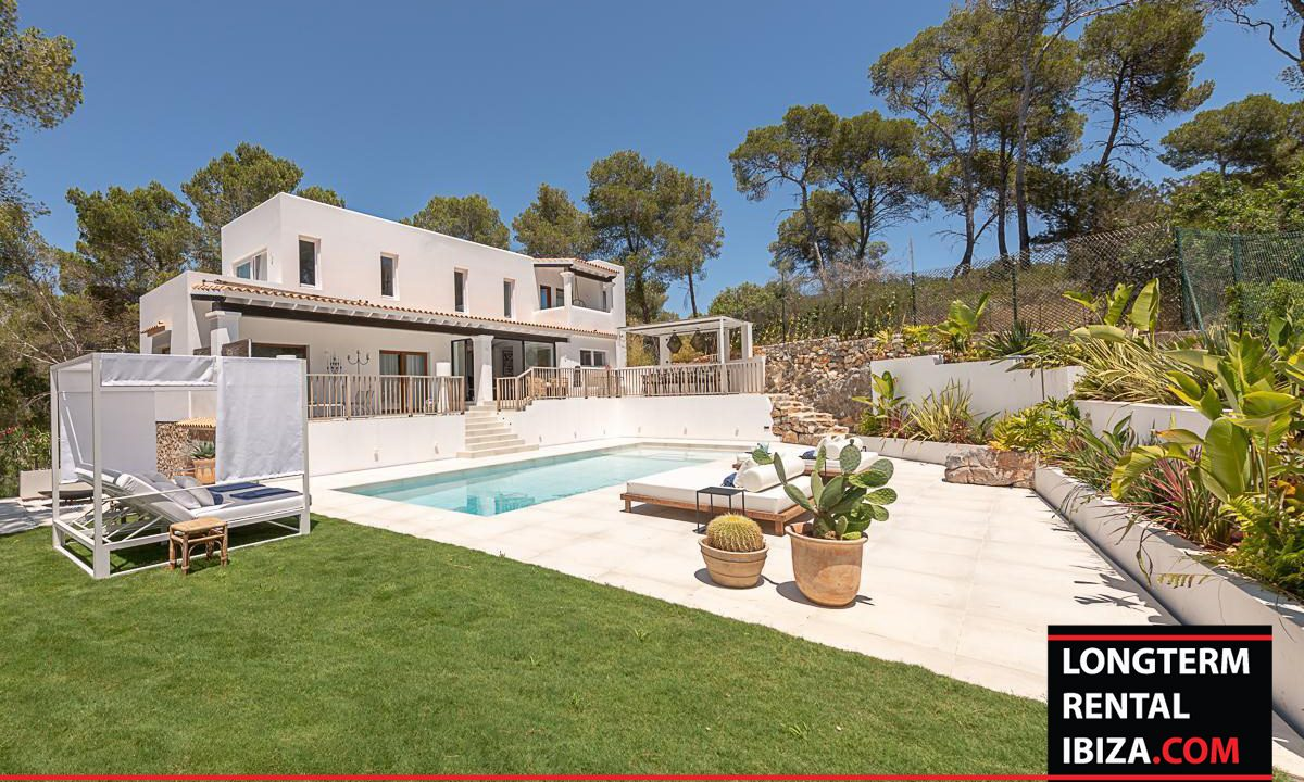 Long term rental Ibiza - Villa Indesign 2