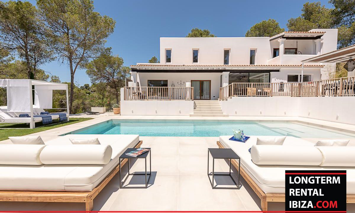 Long term rental Ibiza - Villa Indesign