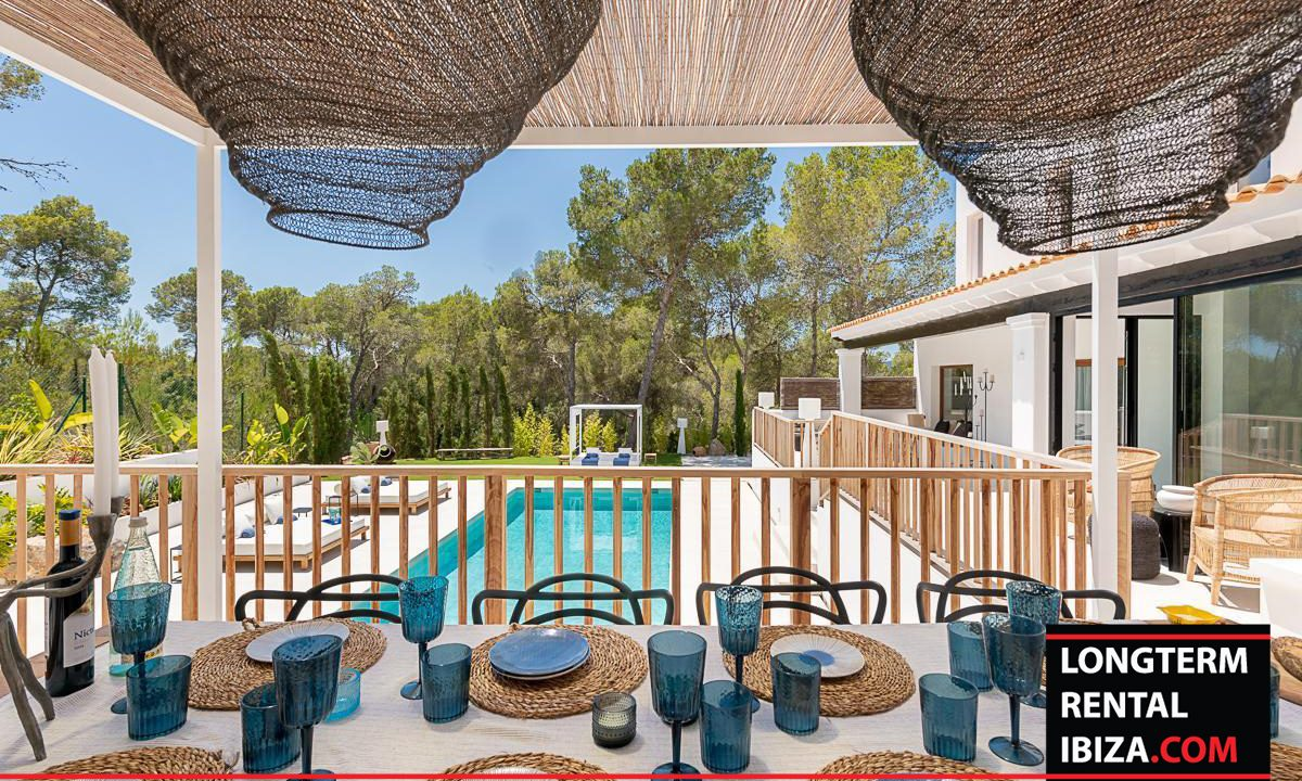 Long term rental Ibiza - Villa Indesign 5