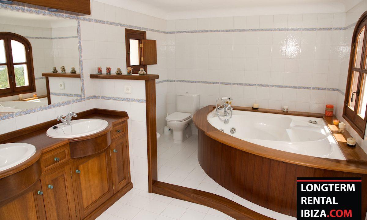 Long term rental Ibiza - Villa Madera 14