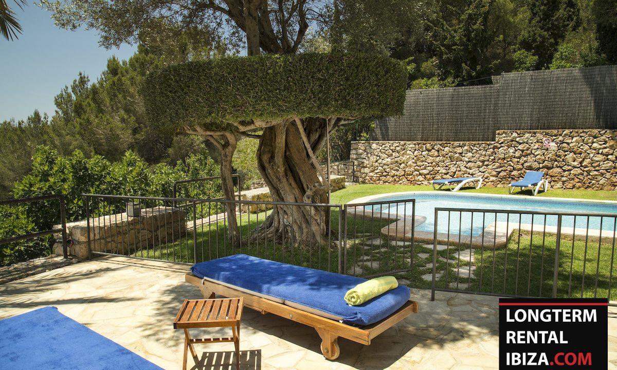 Long term rental Ibiza - Villa Madera 2