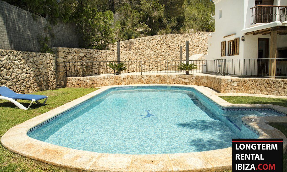Long term rental Ibiza - Villa Madera 3