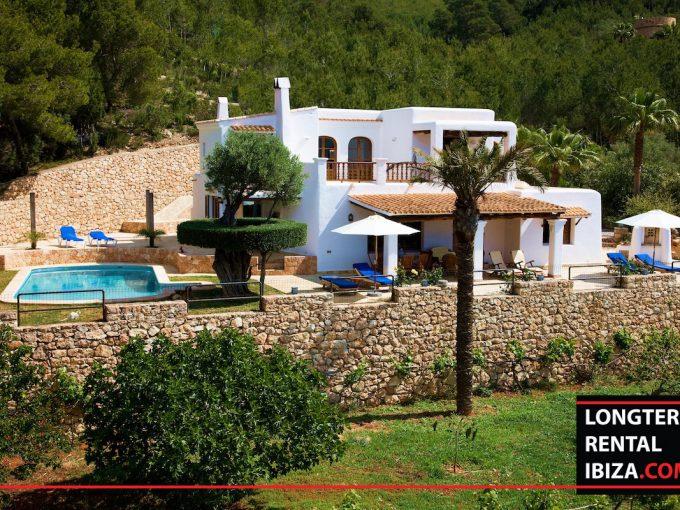 Long term rental Ibiza - Villa Madera