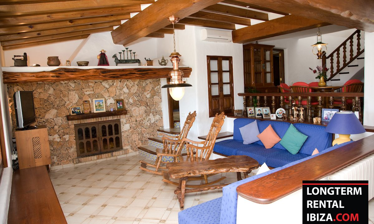 Long term rental Ibiza - Villa Madera 9