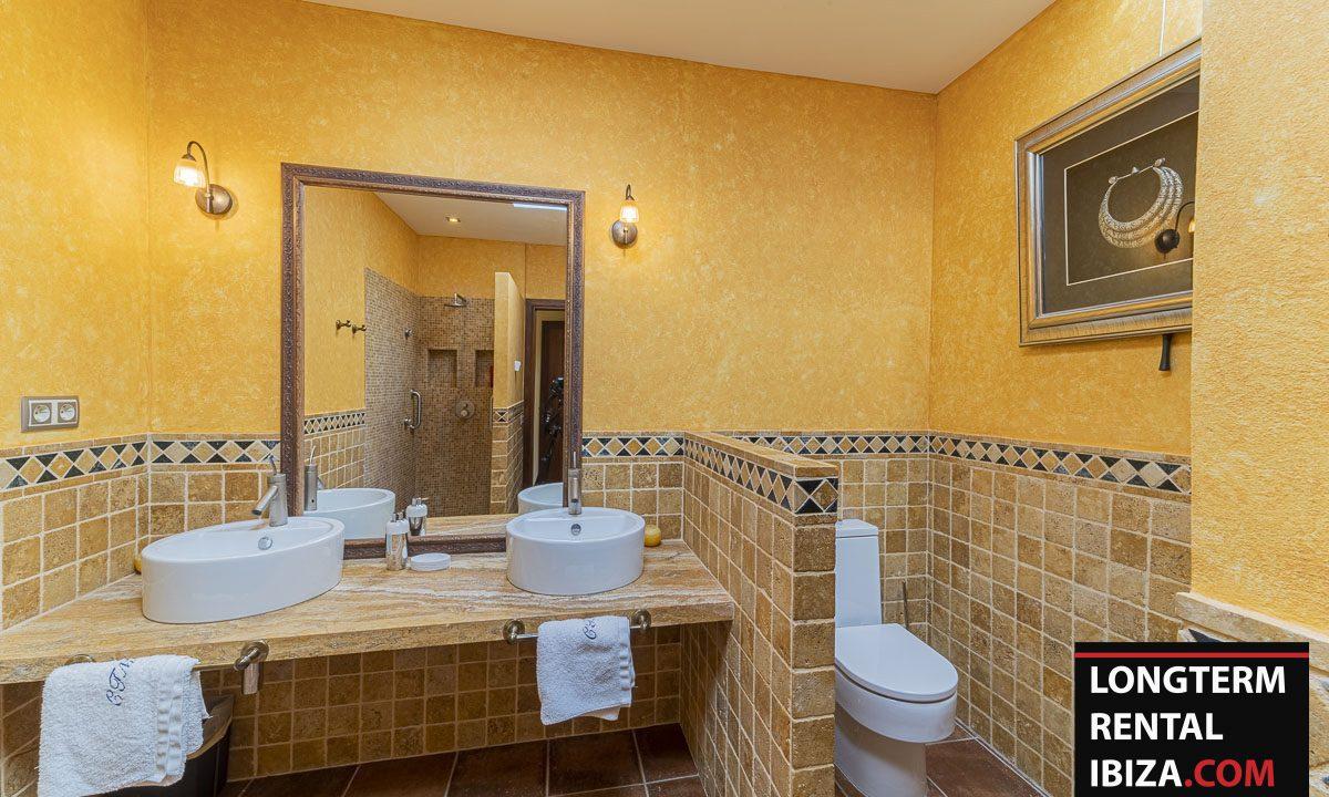 Long term rental Ibiza - Villa Montana 10
