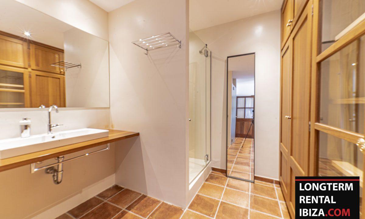 Long term rental Ibiza - Villa Montana 18