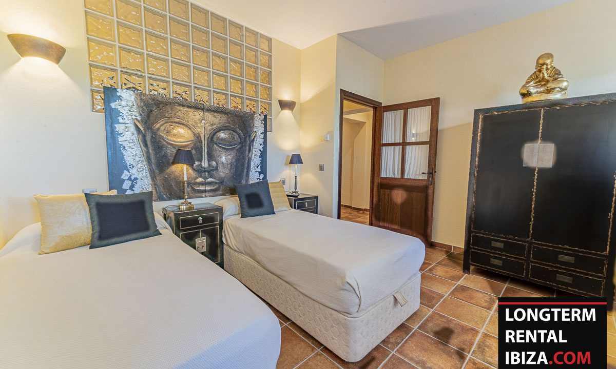 Long term rental Ibiza - Villa Montana 21