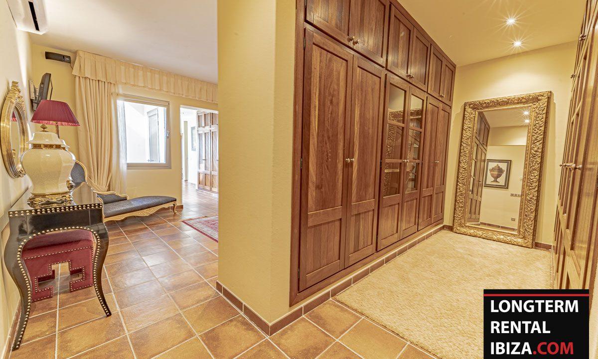 Long term rental Ibiza - Villa Montana 22