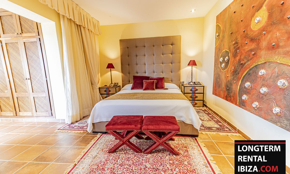 Long term rental Ibiza - Villa Montana 23