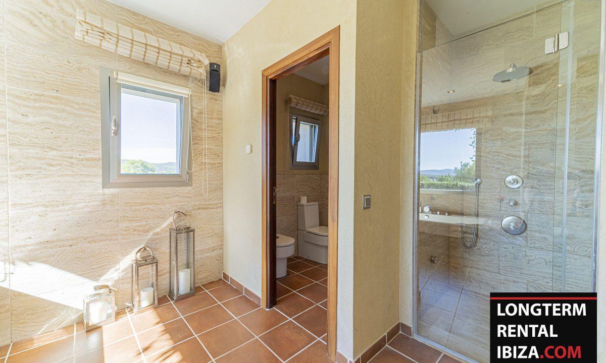 Long term rental Ibiza - Villa Montana 25