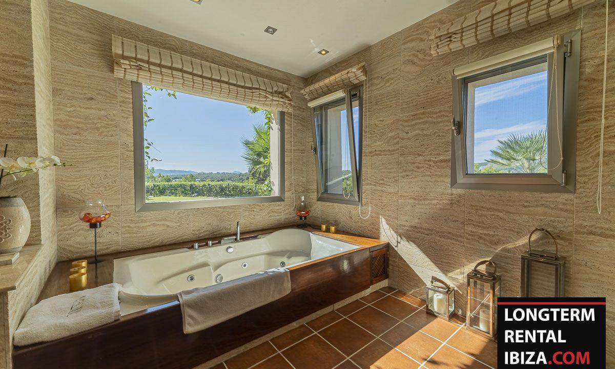 Long term rental Ibiza - Villa Montana 26