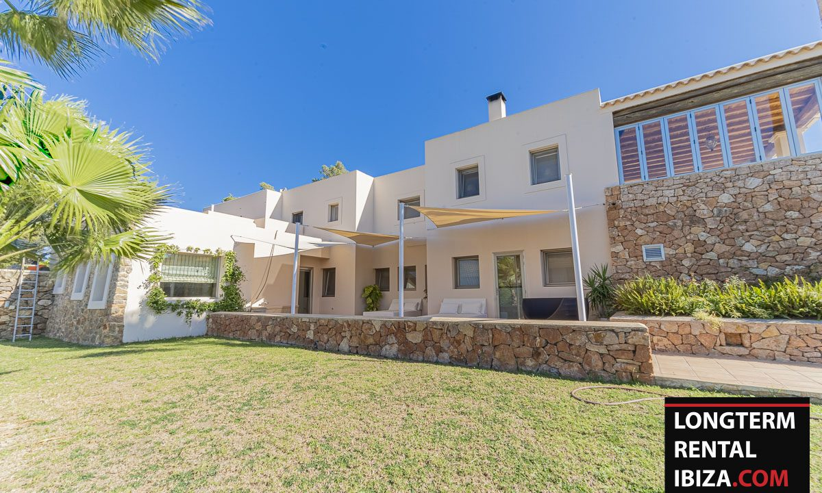Long term rental Ibiza - Villa Montana 30