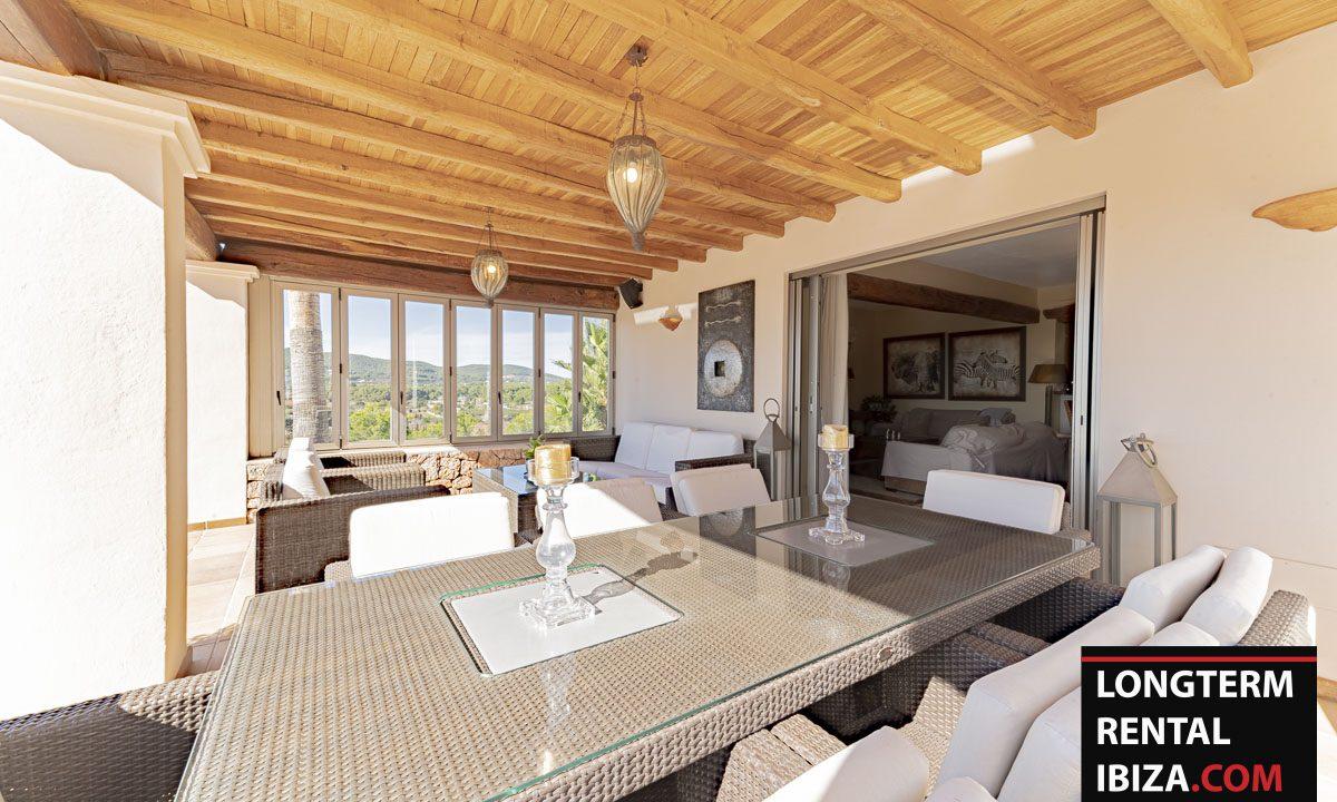 Long term rental Ibiza - Villa Montana 36