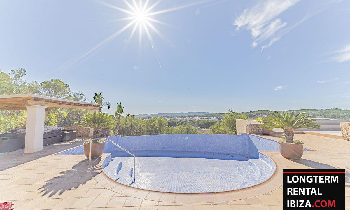 Long term rental Ibiza - Villa Montana 45