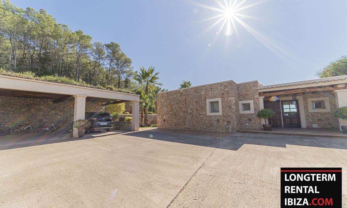 Long term rental Ibiza - Villa Montana 46