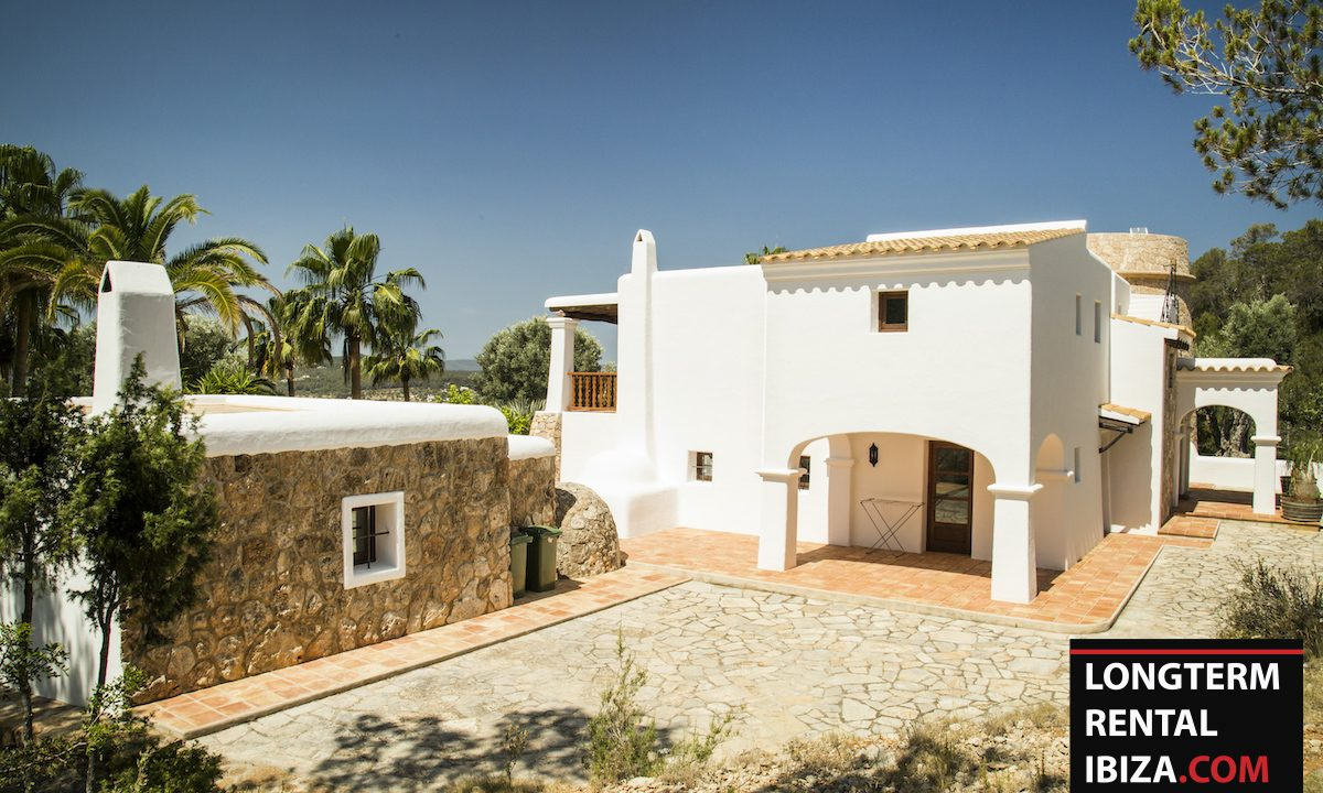 Long term rental Ibiza - Villa Residence 1