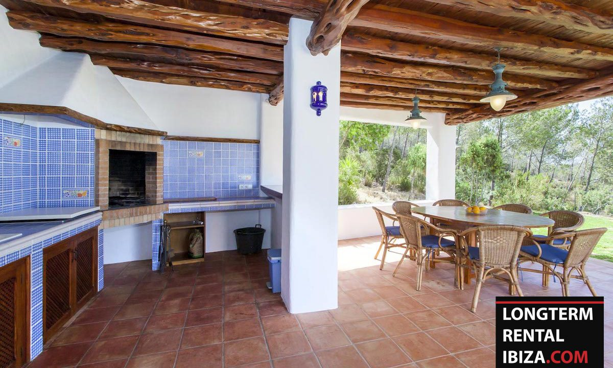 Long term rental Ibiza - Villa Residence