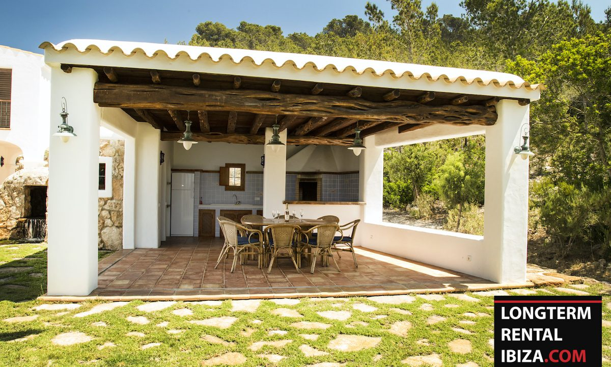 Long term rental Ibiza - Villa Residence 2