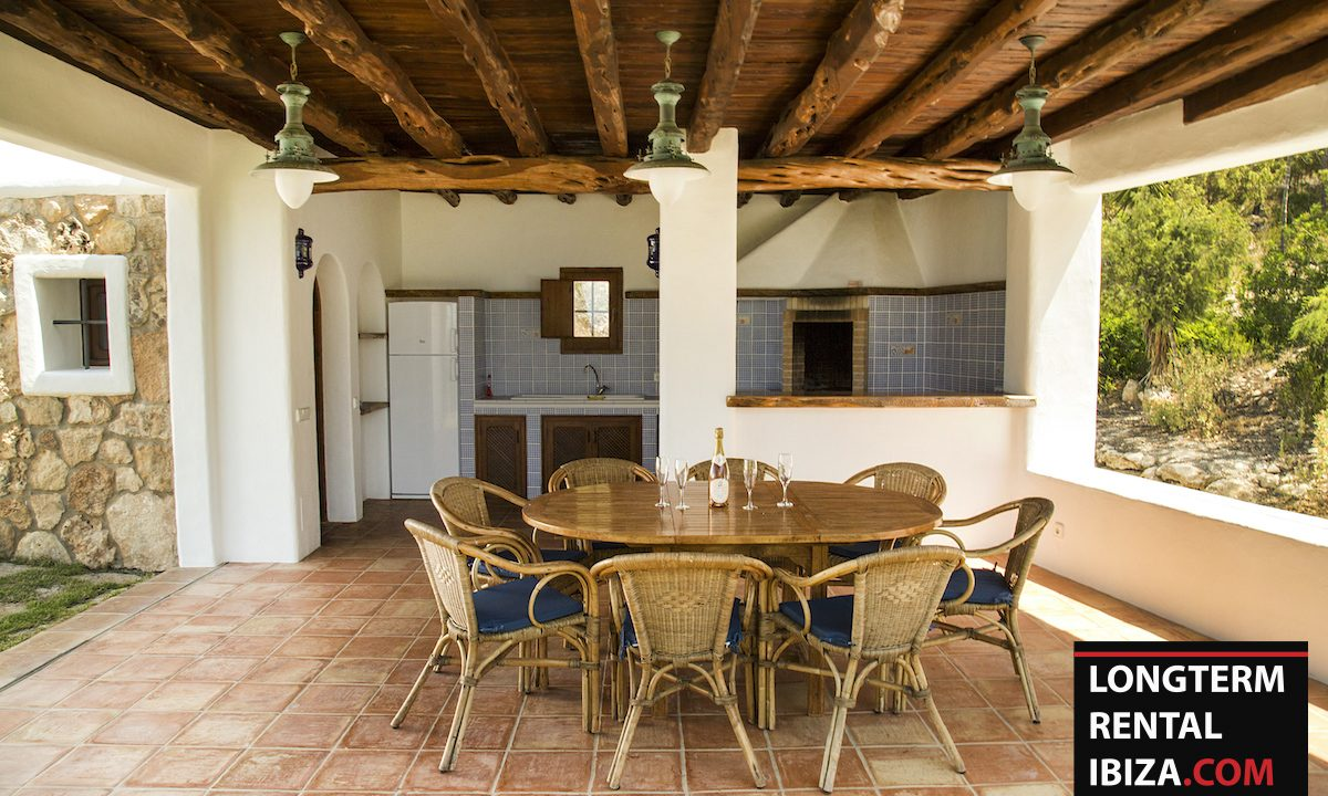 Long term rental Ibiza - Villa Residence 3