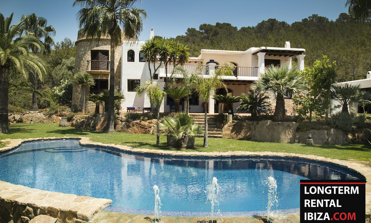 Long term rental Ibiza - Villa Residence 9