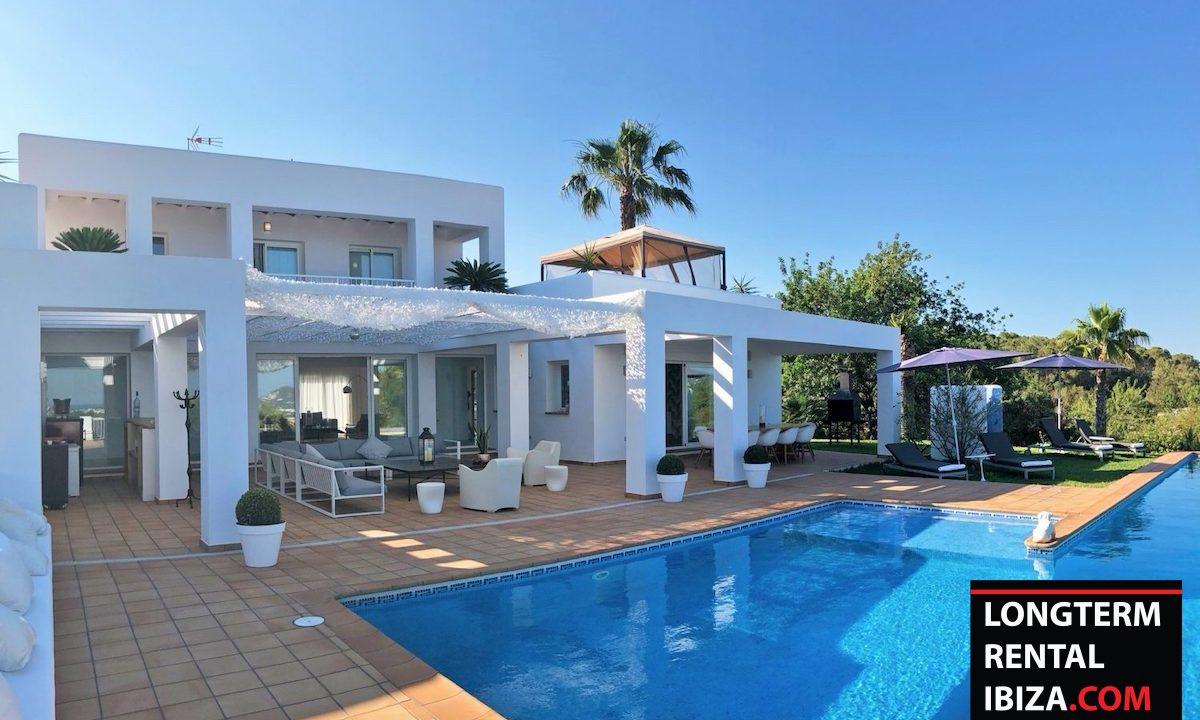 Long term rental Ibiza - Villa Stilo 12