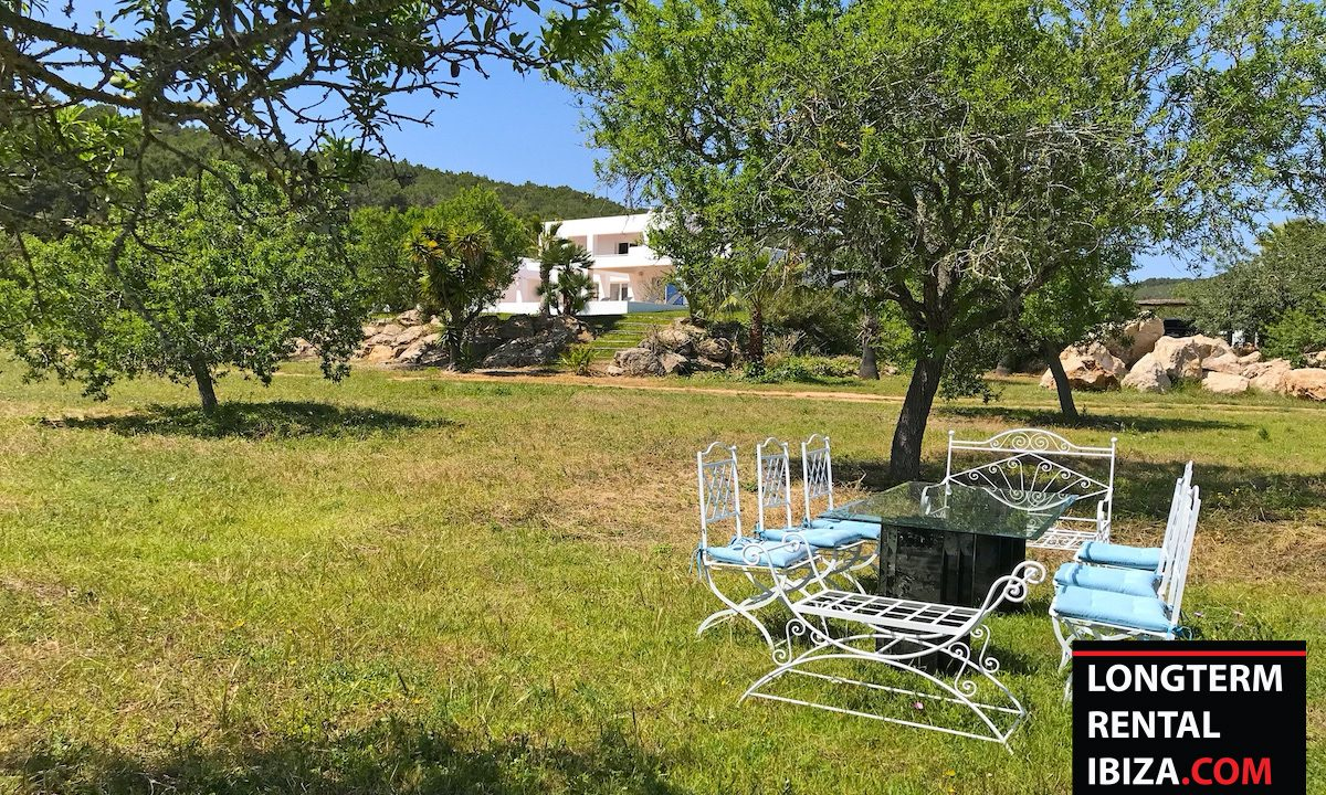 Long term rental Ibiza - Villa Stilo 13