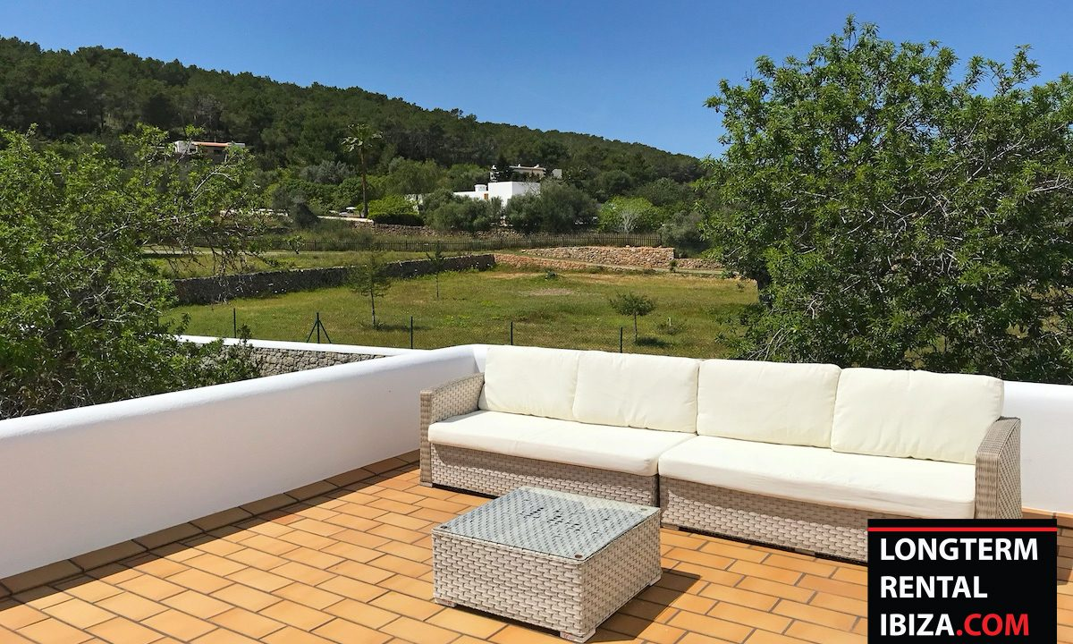 Long term rental Ibiza - Villa Stilo 21