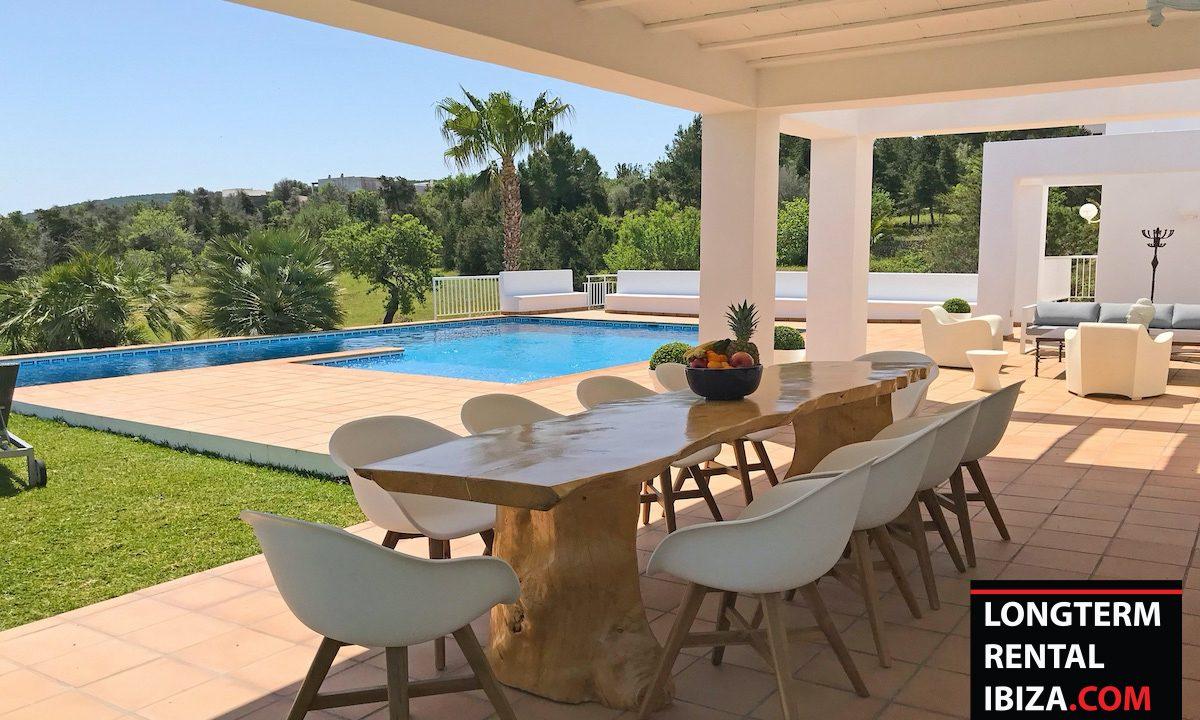 Long term rental Ibiza - Villa Stilo 4