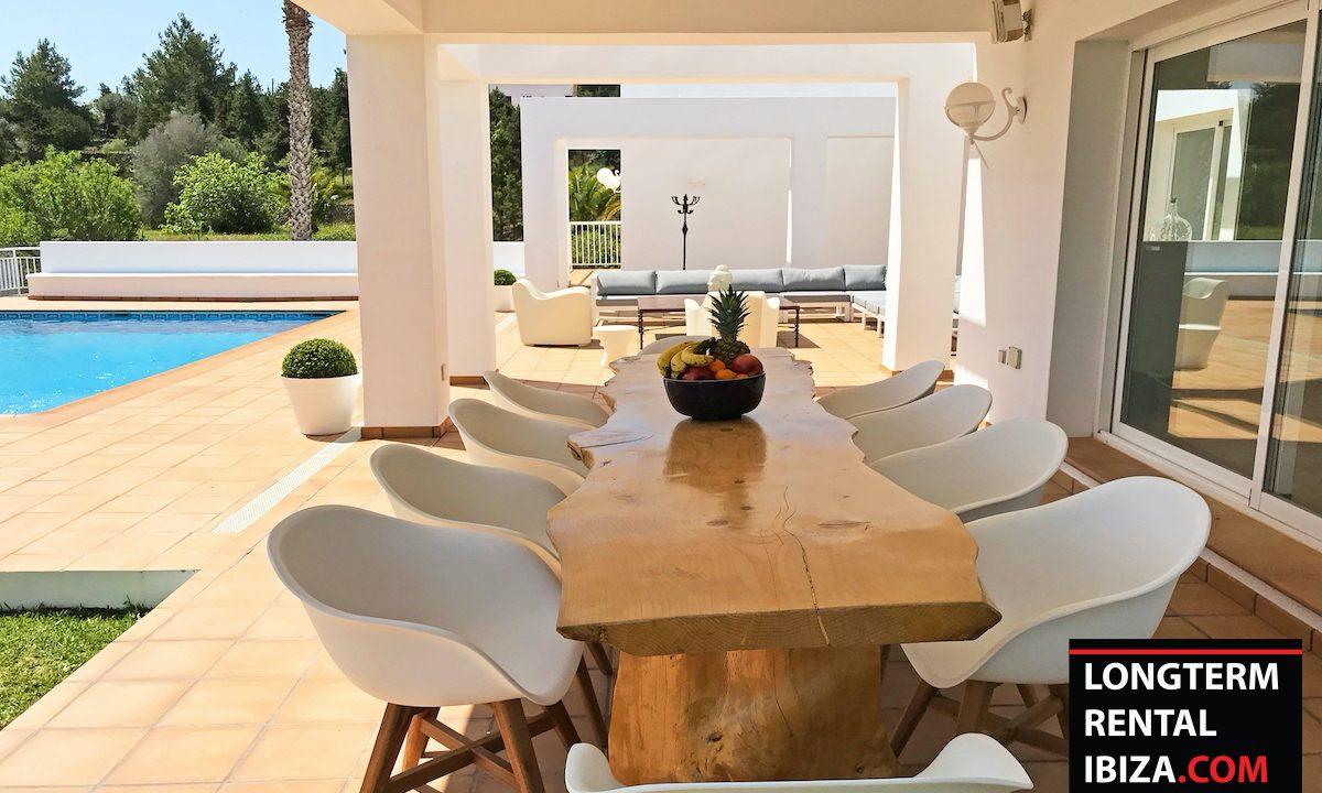 Long term rental Ibiza - Villa Stilo 5