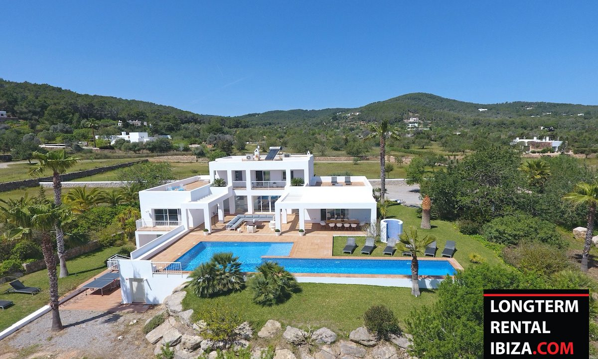 Long term rental Ibiza - Villa Stilo