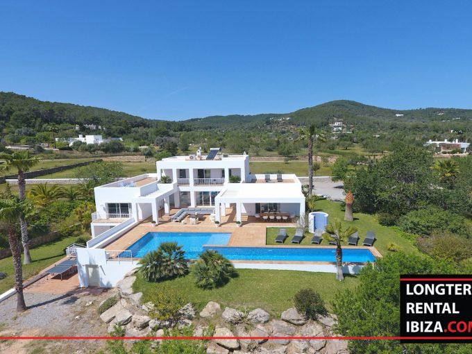 Long term rental Ibiza - Villa Stilo