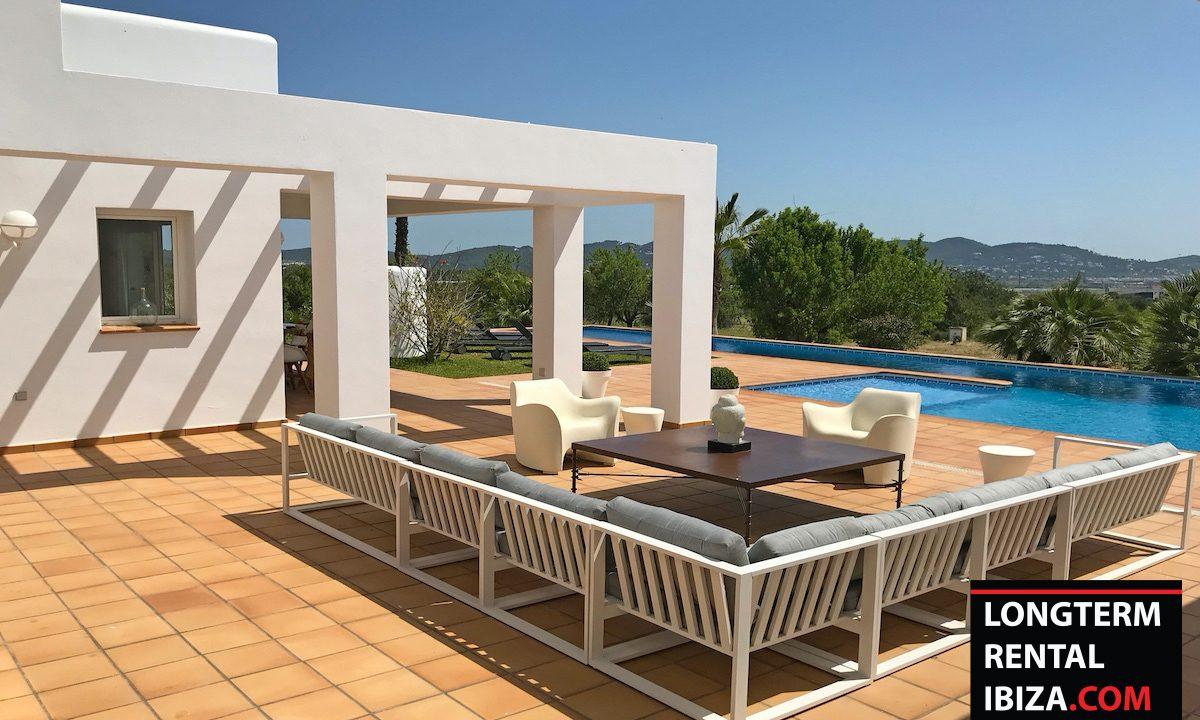 Long term rental Ibiza - Villa Stilo 7
