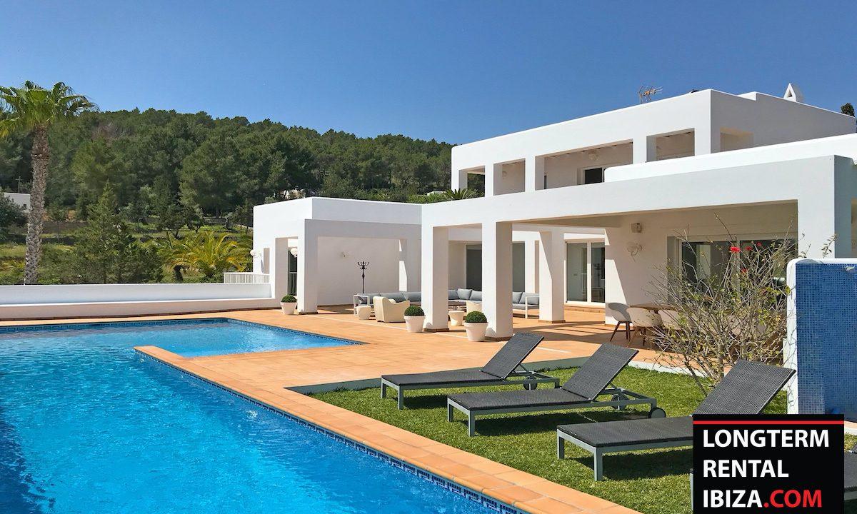 Long term rental Ibiza - Villa Stilo 8