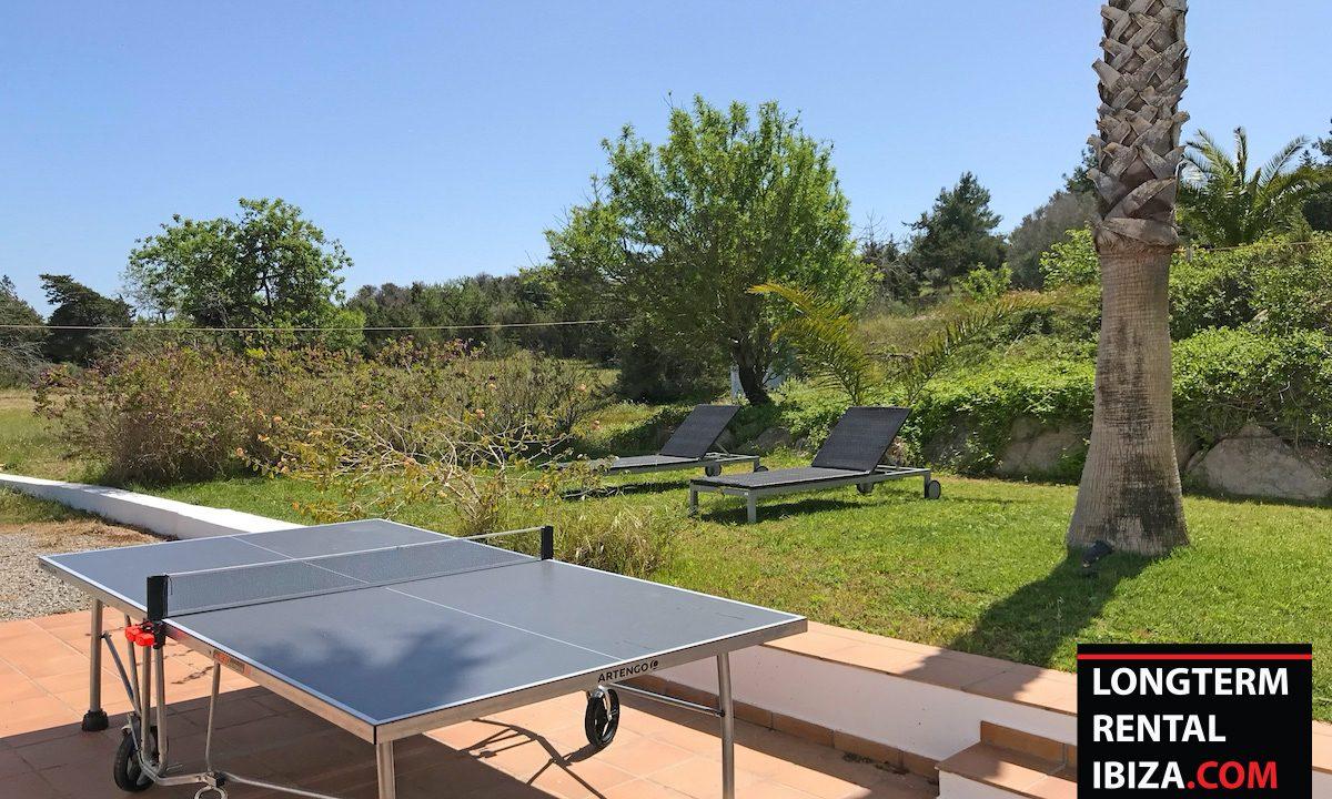 Long term rental Ibiza - Villa Stilo 9