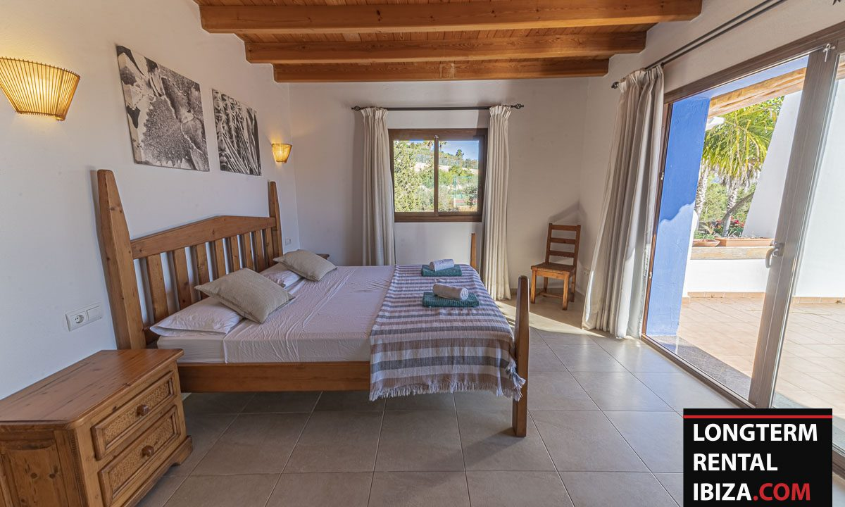 Long term rental Ibiza - Villa Sunrise 11
