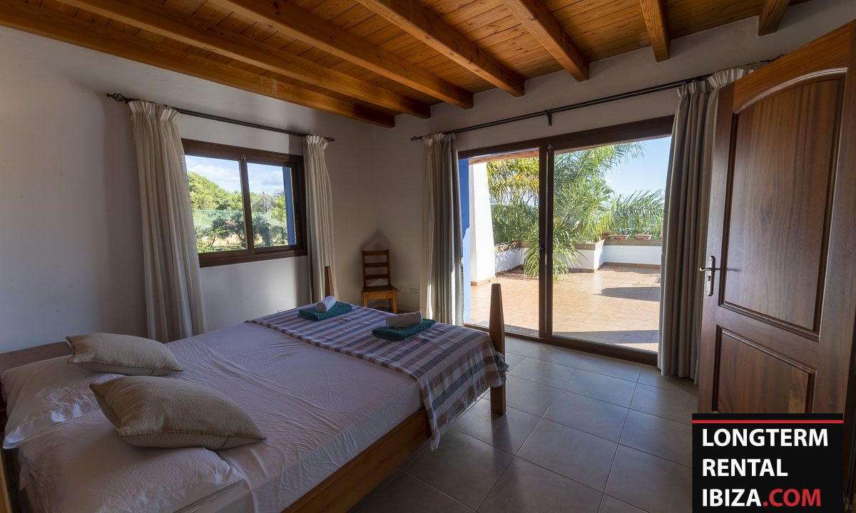 Long term rental Ibiza - Villa Sunrise 12