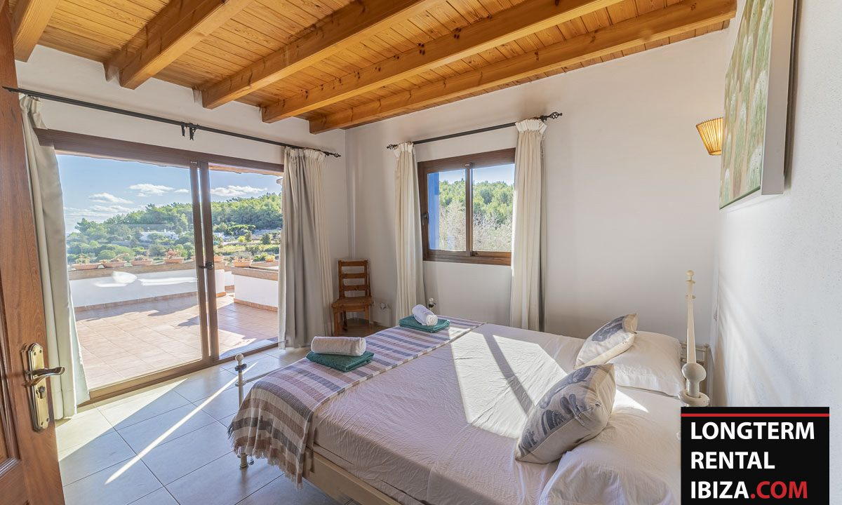 Long term rental Ibiza - Villa Sunrise 14