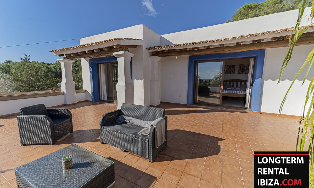 Long term rental Ibiza - Villa Sunrise 17