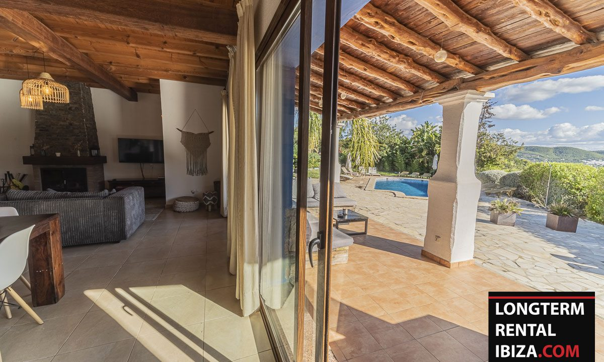 Long term rental Ibiza - Villa Sunrise 20