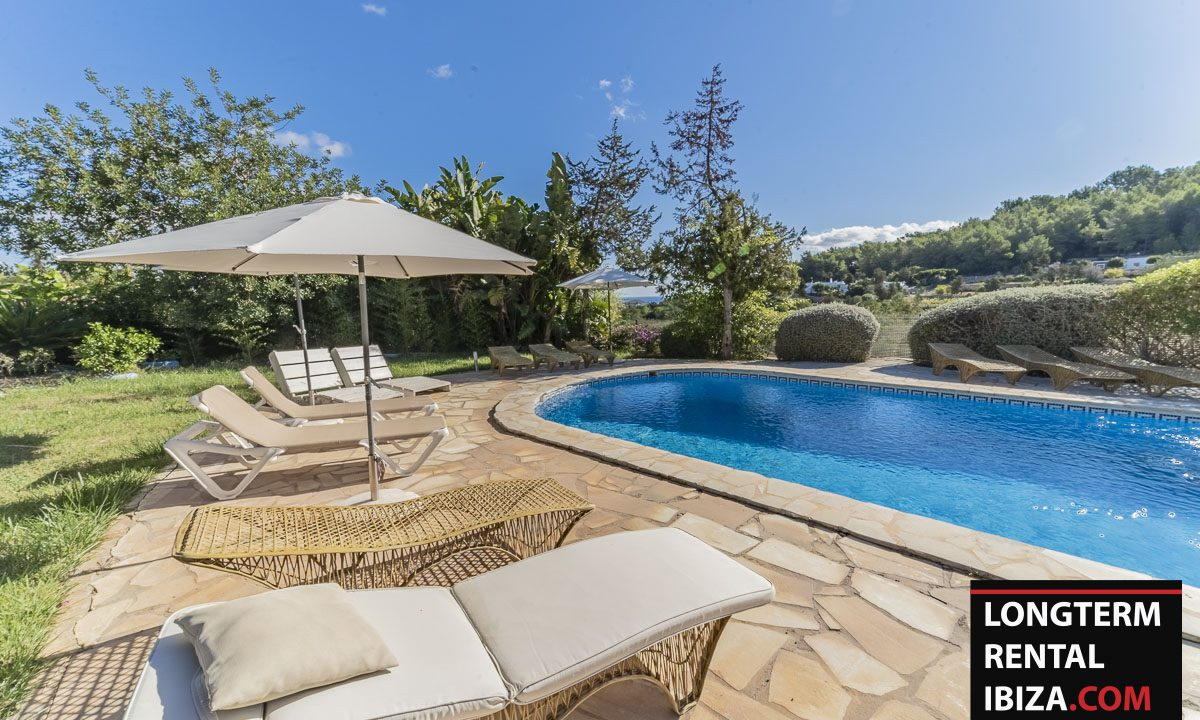 Long term rental Ibiza - Villa Sunrise 25