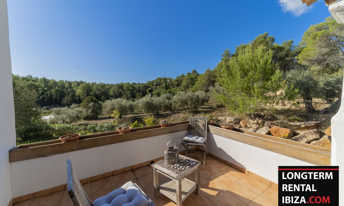 Long term rental Ibiza - Villa Sunrise 7