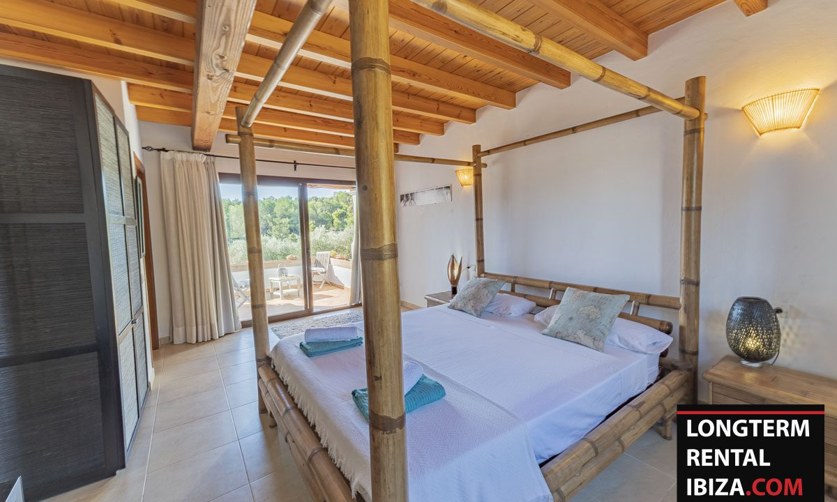 Long term rental Ibiza - Villa Sunrise 9