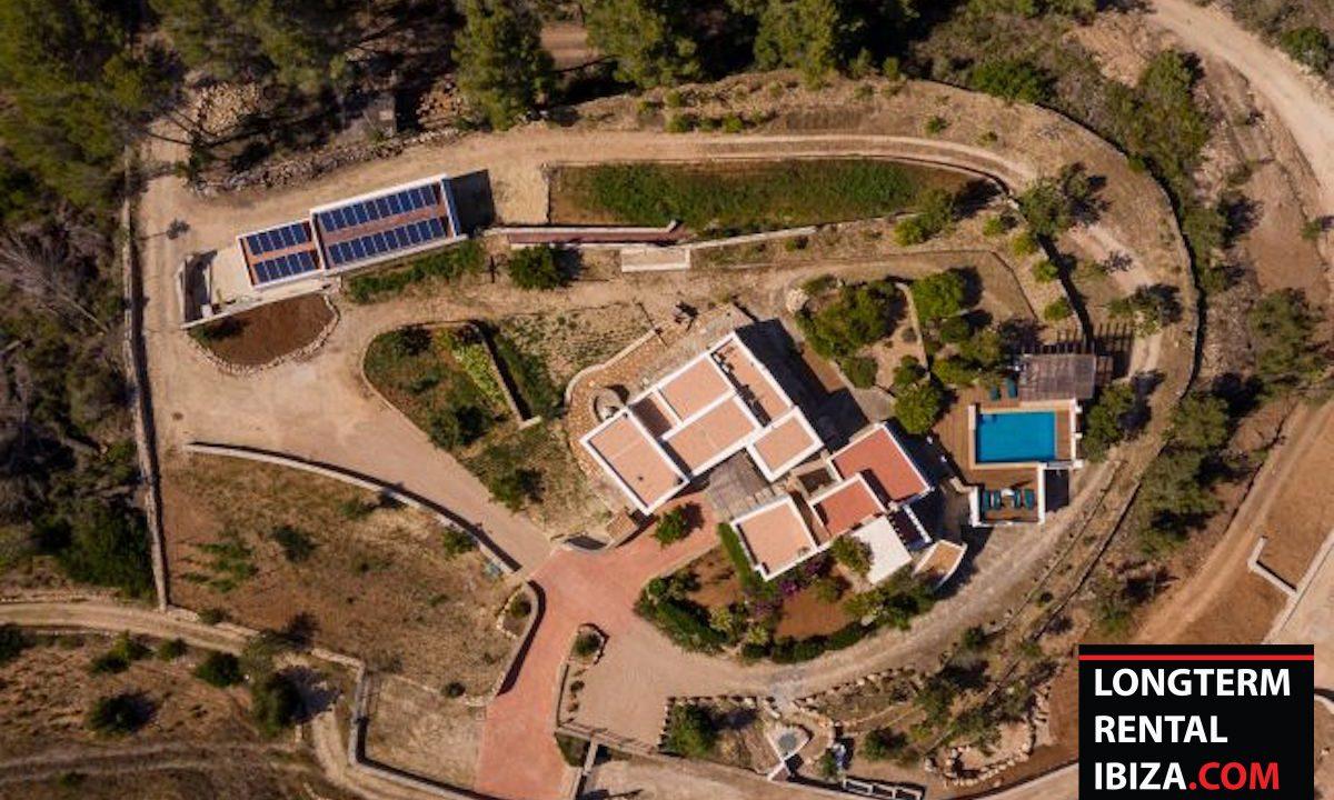 Long term rental Ibiza - Finca Authentic 10