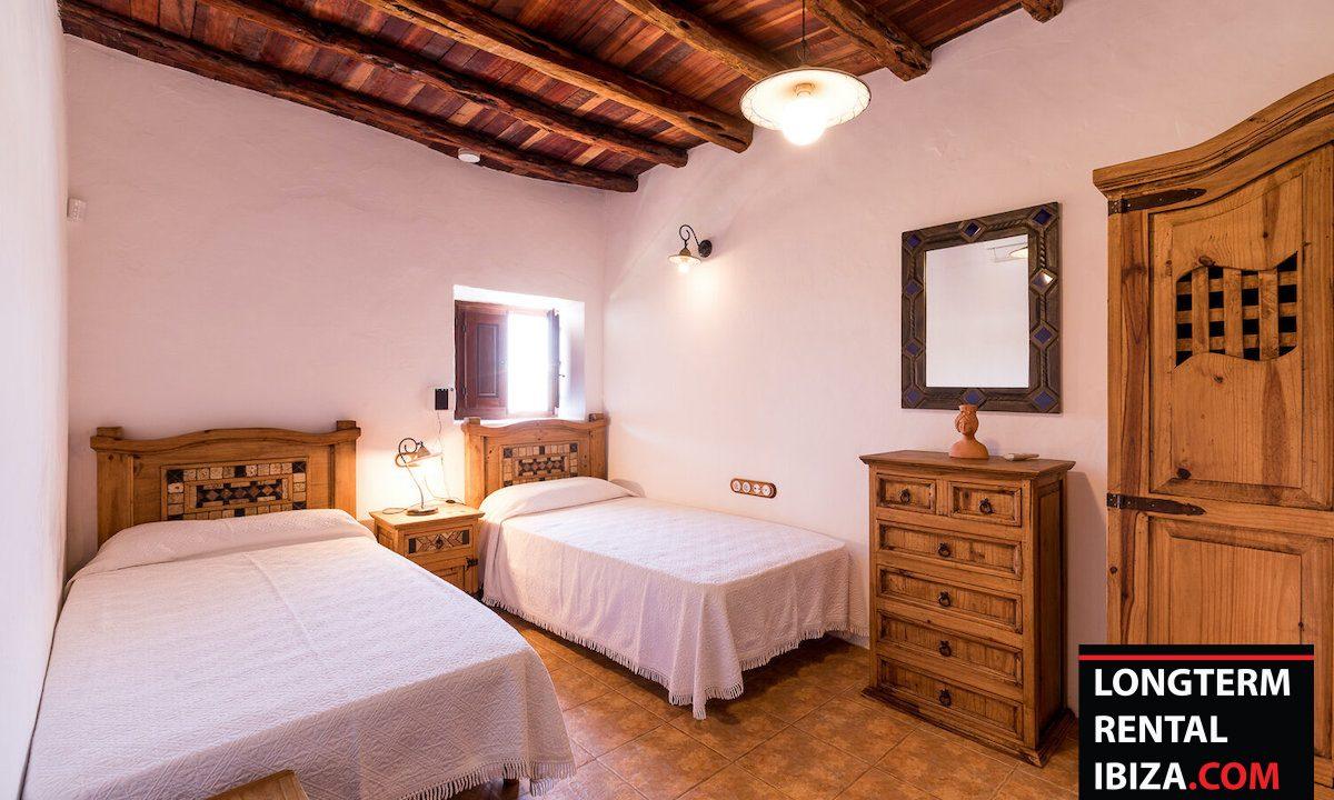 Long term rental Ibiza - Finca Authentic 12