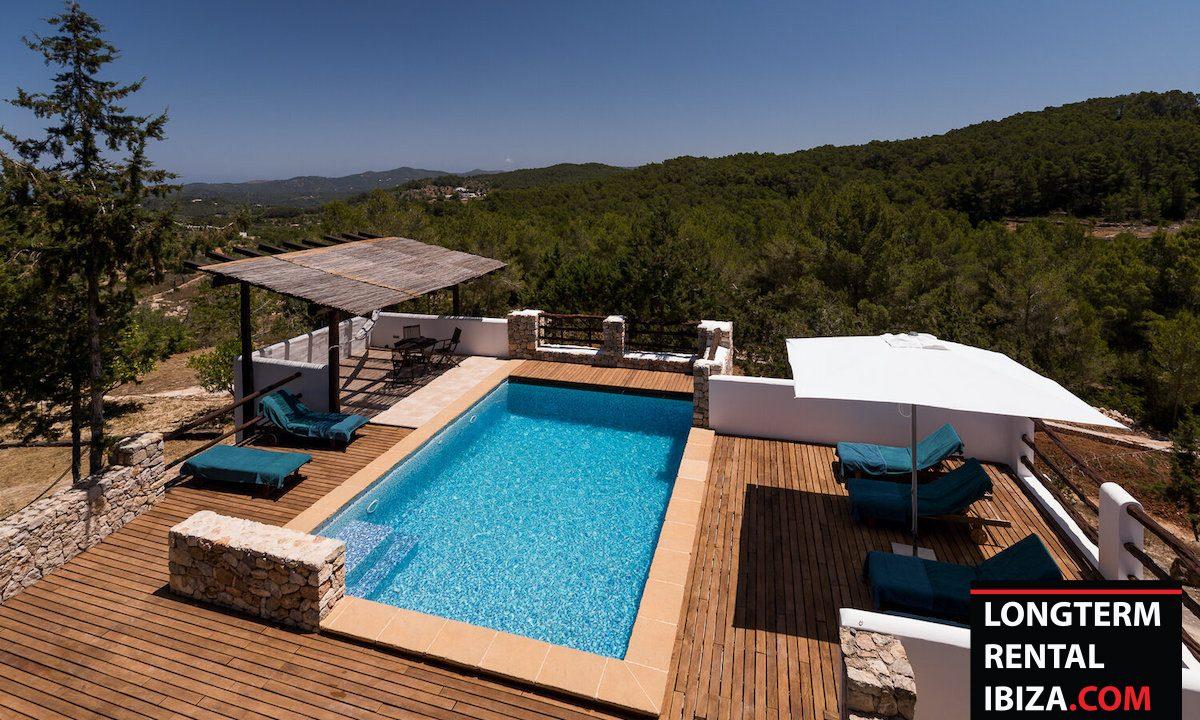 Long term rental Ibiza - Finca Authentic 13