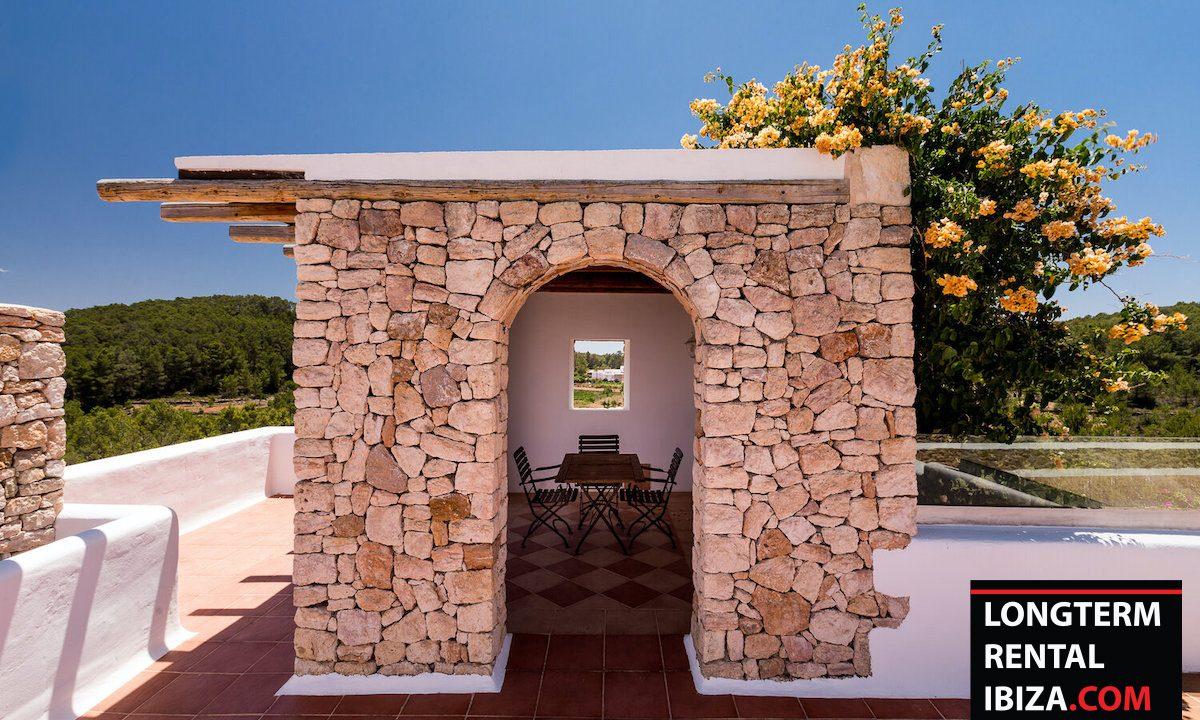 Long term rental Ibiza - Finca Authentic 14