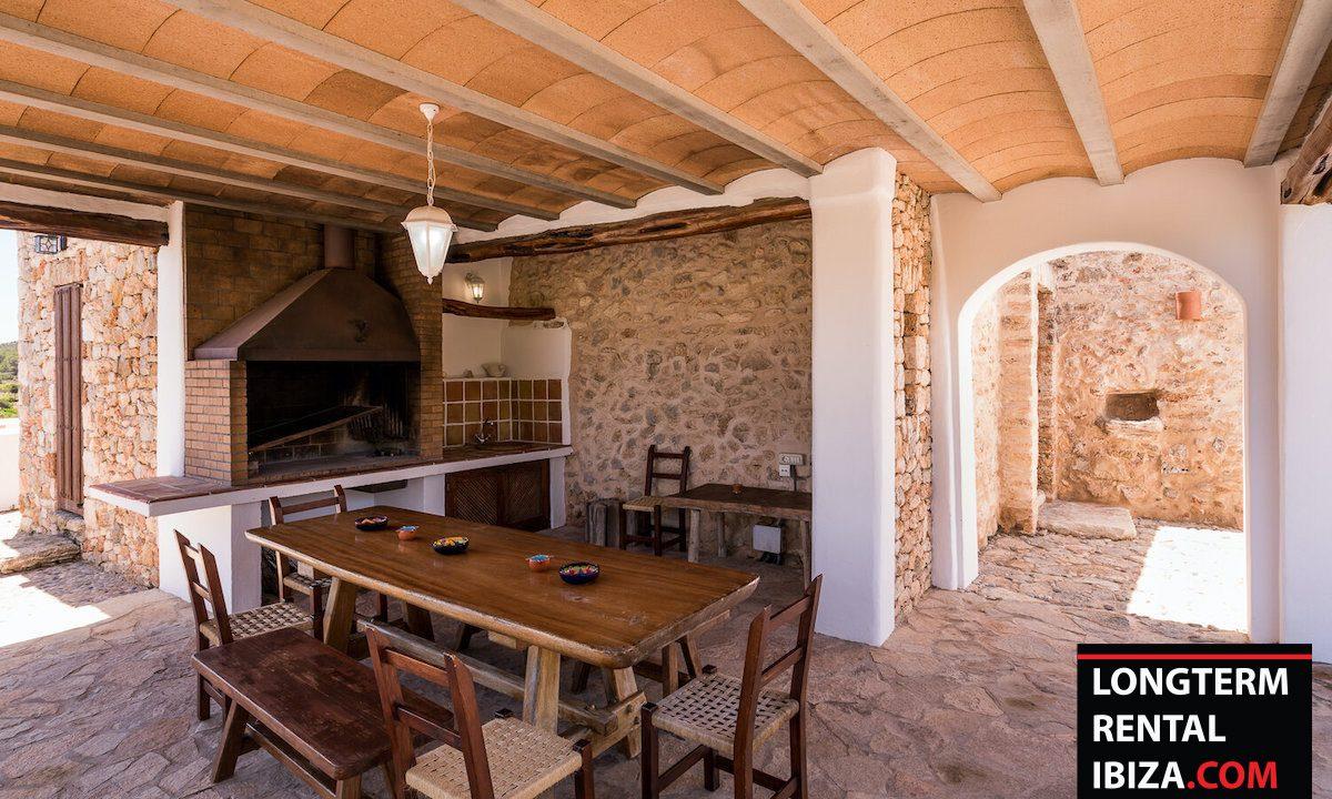 Long term rental Ibiza - Finca Authentic 15