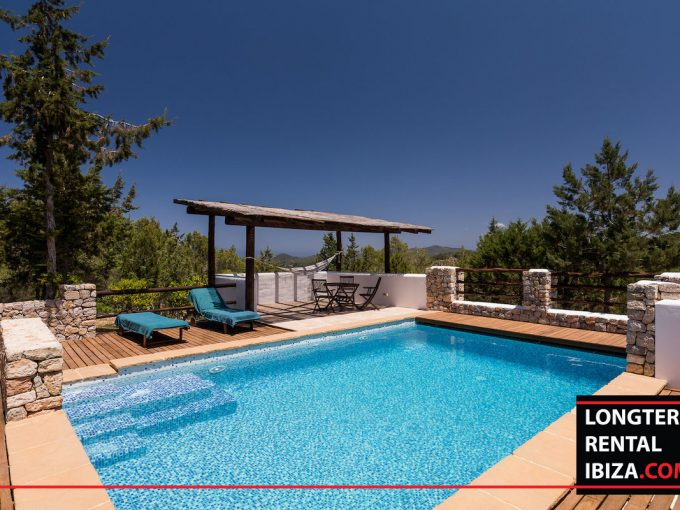 Long term rental Ibiza - Finca Authentic