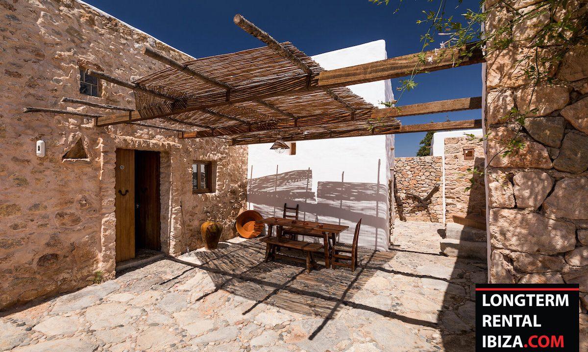 Long term rental Ibiza - Finca Authentic 18