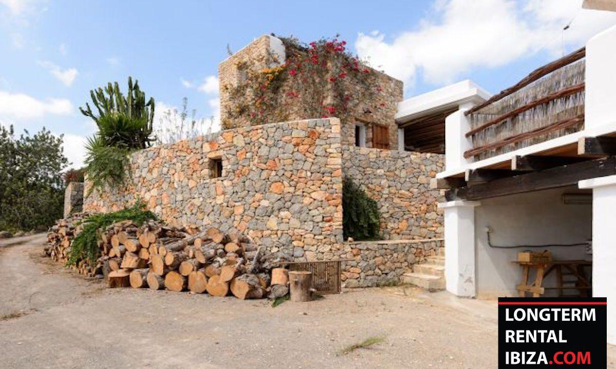 Long term rental Ibiza - Finca Authentic 2